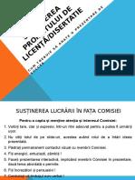Sustinerea lucrarii de licenta -  disertatie.pptx