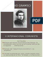 PPT Ayudantía Gramsci