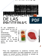 Vegetarianos vs Carnívotos_y El Papel Fundamental de Las