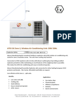 Atex Window Air Conditioner