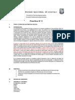 Practica 1 - Extraccion de Gluten IV Ciclo
