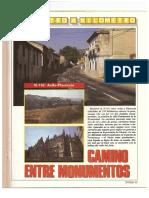 Revista Tráfico - nº 48 - Octubre de 1989. Reportaje Kilómetro y kilómetro