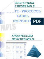 Arquitectura Redes Mpls