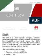 Task_2_iGWB_CDR Flow and Alarm Paths