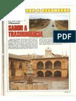 Revista Tráfico - nº 41 - Febrero de 1989. Reportaje Kilómetro y kilómetro