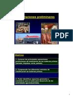 1. Operaciones Preliminares 2016