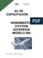 Manual Capcitacin Cessna 680