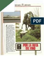 Revista Tráfico - nº 34 - Junio de 1988. Reportaje Kilómetro y kilómetro