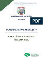 Municipalidad Distrital de Asia Poa