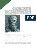 Biografia Aristófanes