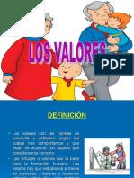 Tema I- Los Valores - Diapo