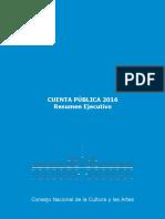 Resumen Ejecutivo Cuenta Publica2017