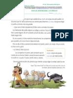 Guia de Aprendizaje Fabula