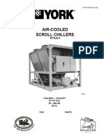 Manual Chiller York