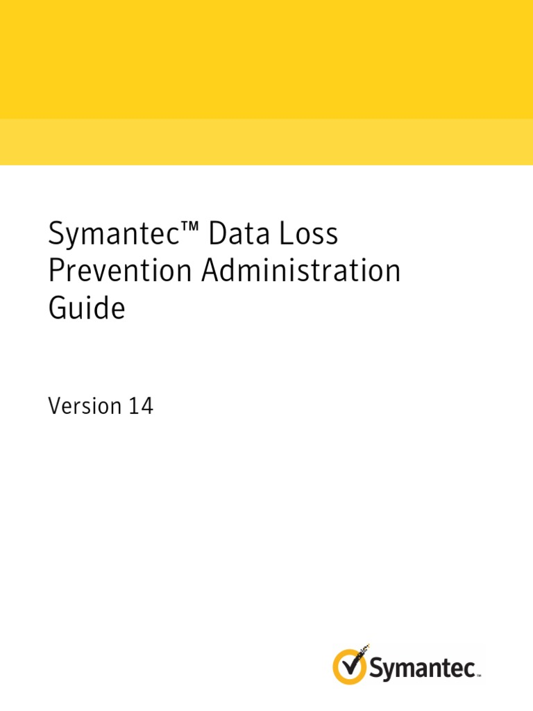 symantec dlp 140 admin guide technical support active directory