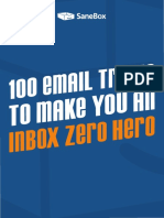 100 Email Tricks