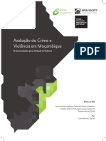 Cvpi Mozambique Report - Final Portuguese