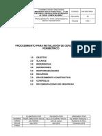 1. 354-Prov-po01 Pets-De Montaje de Cerco Perimetrico