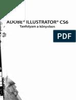 Adobe Illustrator CS6-Tanfolyam a Könyvben