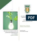 gestión energética en Lavanderia