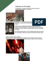Costumbres y Tradiciones de Nicaragua