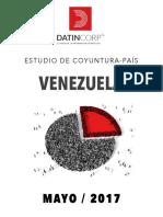 Datincorp Informe Venezuela Mayo 2017 (3) PDF