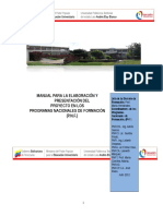 Manual de Proyecto Uptaeb