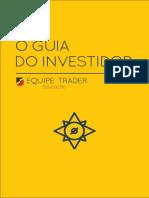 eBook O Guia Do Investidor
