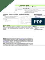 Planificacinclase4 Lanovelacomotextonarrativo 140710110005 Phpapp01