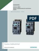 60306557 Manual SIRIUS Innovations Contactors 3RT2