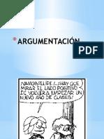 Argument Ac i On