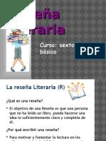 4 Reseña literaria.ppt