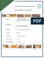 Seminario de Nutrición