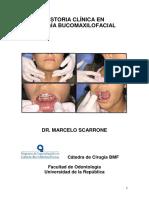Historia Clinica Bucomaxilofacial (1)