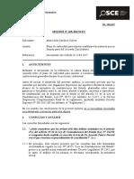 105-17 - Maria Luisa Cordova Correa - Plazo Caducidad Arbitraje Materias Acuerdo Conciliatorio
