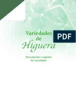 VARIEDADES DE HIGO