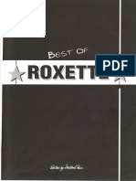 Roxette - Best of Roxette - 1994 Songbook (pdf)