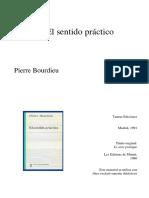 Bourdieu U-1