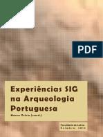 Acampamento Romano de Antanhol (Coimbra)_Primeiro Ensaio de SIG