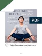 Defrag Your Mind