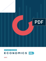 IB ACADEMY ECONOMICS HL STUDY GUIDE