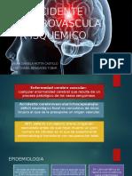Accidente Cerebrovascular Isquemico