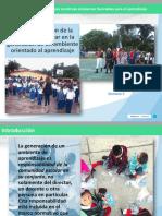 Ambientes de Aprendizaje Una Responsabilidad Colectiva