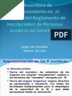 Exposicion Dr Gonzales Loli