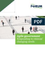 Agile Government