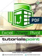 Excel Power Pivot Tutorial