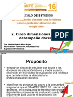 CIRCULO DE ESTUDIO