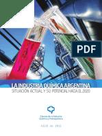 Industria Química Argentina 2010 - 2020