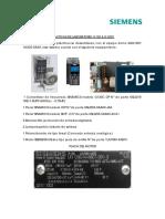 Laboratorio G120C y G120