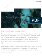 Zenni Optical - Salt Branding